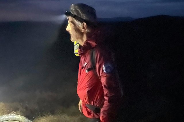 Northumberland Mountain Rescue Team volunteers found the two boys