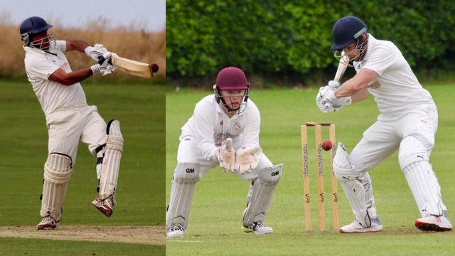 The sound of leather on willow - cricket returns this weekend.