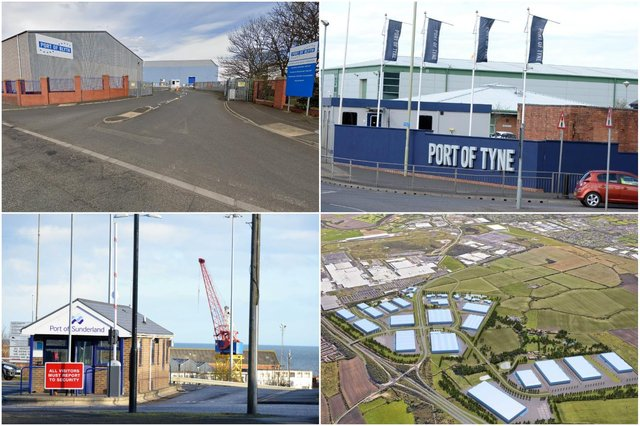 The Port of Blyth, Port of Tyne and Port of Sunderland have missed out on Freeport status, which would have backed the IAMP project being led by Sunderland and South Tyneside Councils.