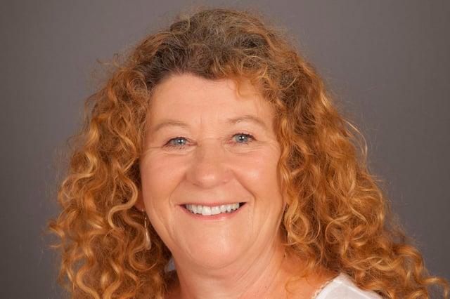 Labour leader Cllr Susan Dungworth