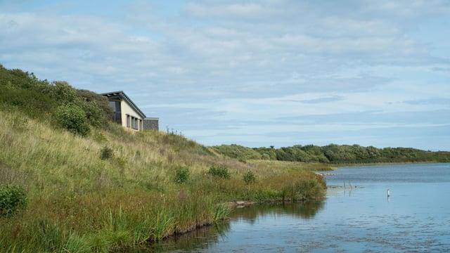 Hauxley Wildlife Discovery Centre. Picture: John Faulkner