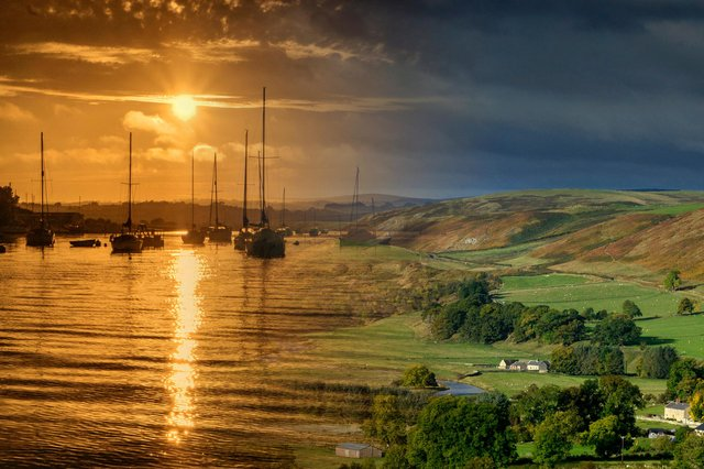Northumberland boasts a wide array of gorgeous views - which are your favorites?