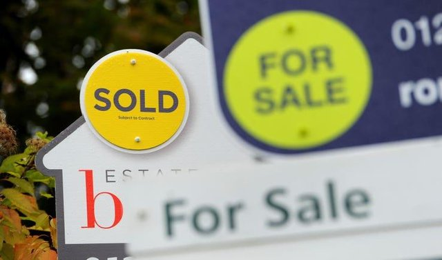 March house price rise