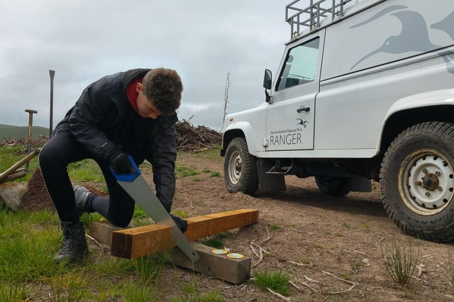 Northumberland National Park is taking part in the Government's Kickstart scheme.