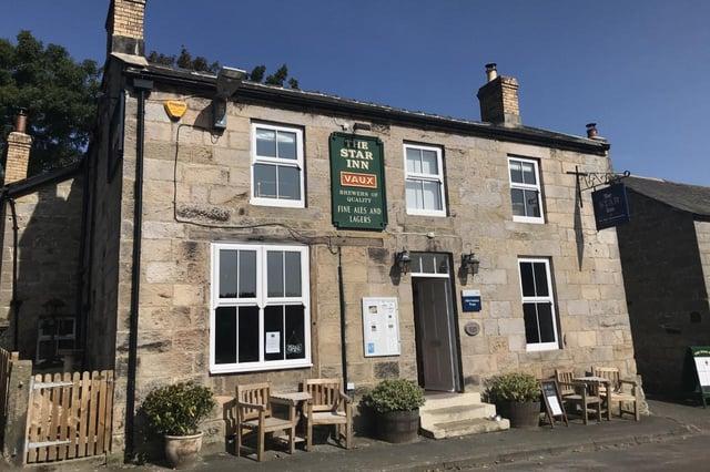 The Star Inn at Harbottle.