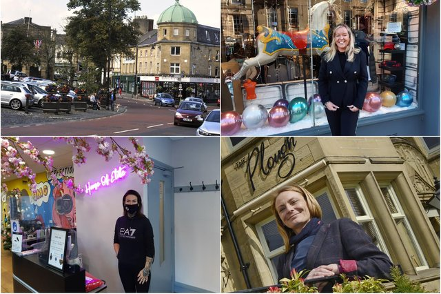 Alnwick businesses reopening on April 12.
