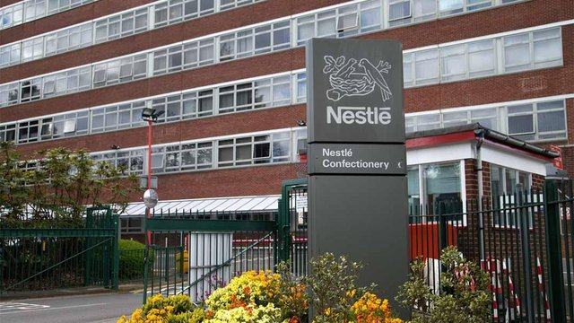 Nestle UK has announced changes to adapt its confectionery manufacturing. Picture: Nestle UK.