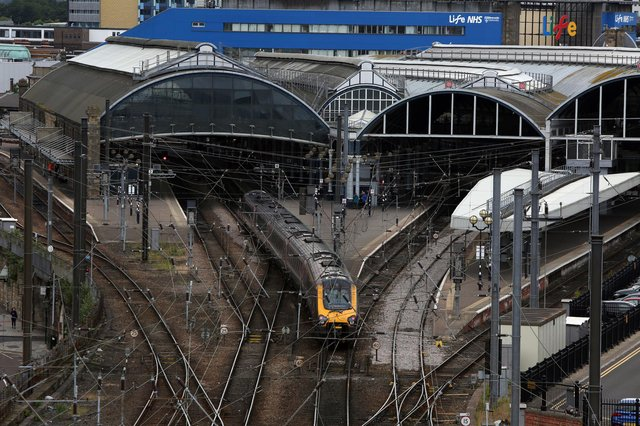 Rail services are facing a near 'disaster scenario' due to East Coast Main Line timetable changes