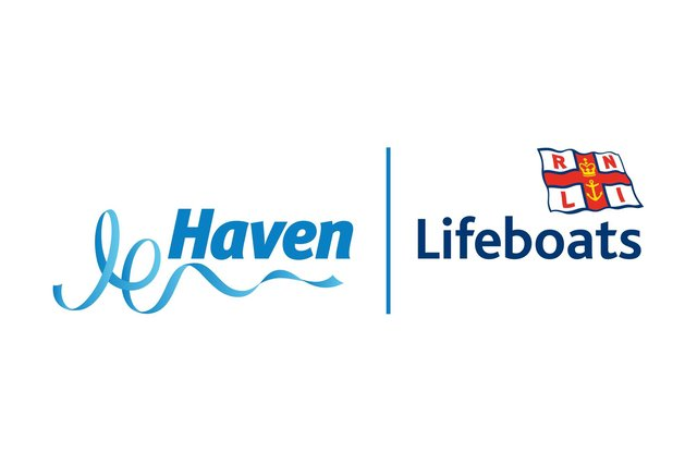 Haven andthe RNLI formed a partnership in 2018.