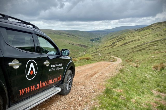 Alncom wants Alnwick residents to sign up for free Government broadband vouchers.