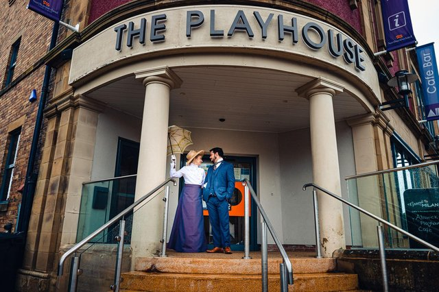 Northumberland Theatre Company is coming back to Alnwick Playhouse. Picture: Andrew Mounsey