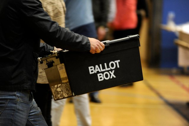 Polling will take place on Thursday, May 6