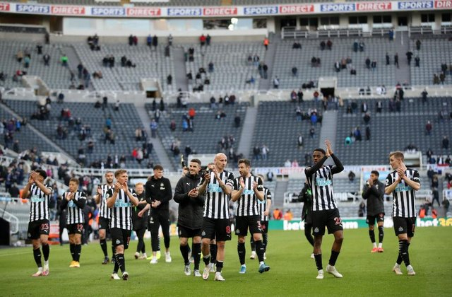 This is where Newcastle United are predicted to finish next season by the bookmakers. (Photo by Carl Recine - Pool/Getty Images)