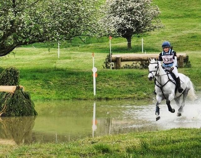 Belsay Horse Trials.