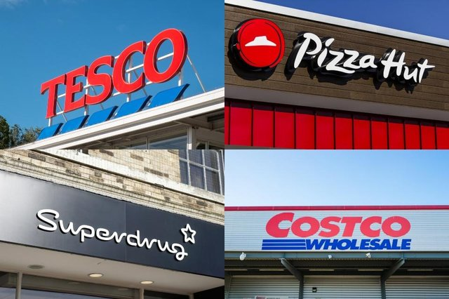 These are the companies that have failed to pay their employees the national minimum wage
