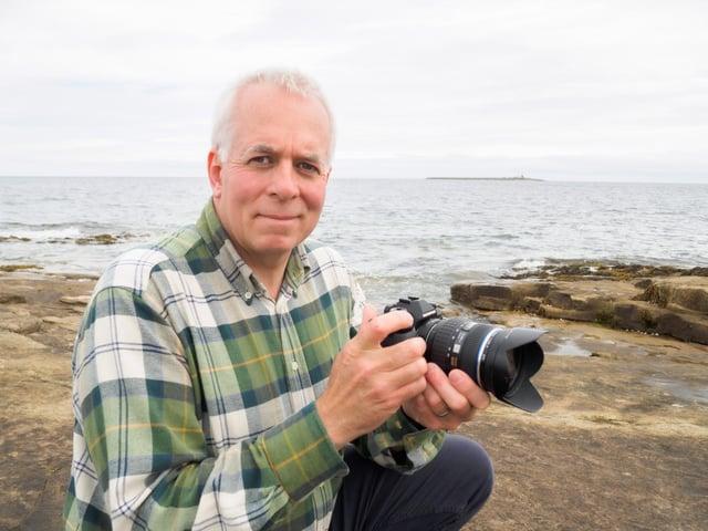 Photographer Ivor Rackham says goodbye.