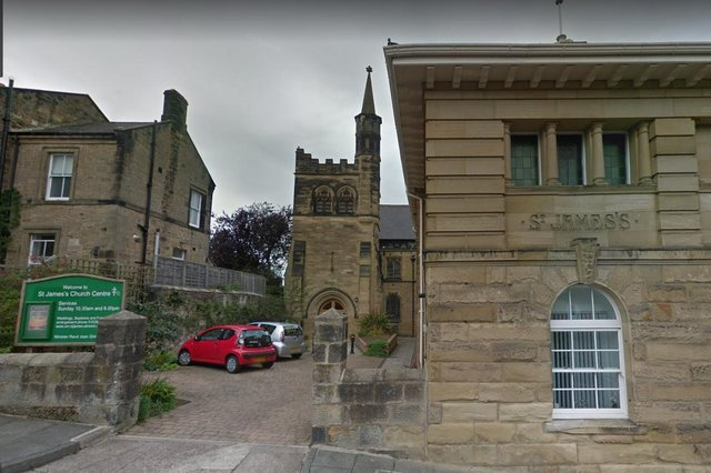 Alnwick Town Council holds its meetings at the St James's Church Centre.